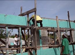 フィリピン台風復興支援 一年の功績