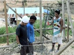 フィリピン台風復興支援プロジェクトインタビュー