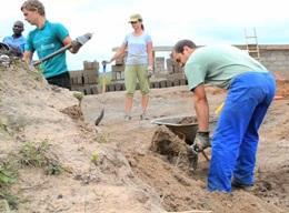 Wolontariat: Budownictwo w Afryce