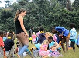Sociale zorg in Afrika