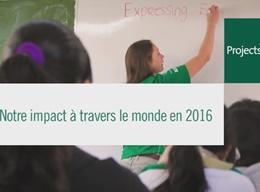 Impact 2016 en Enseignement