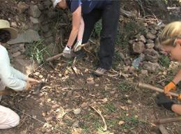 Wolontariat w ramach projektu Inca w Peru