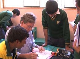 教育プロジェクト紹介ビデオ