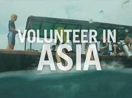 Volunteer in Asia