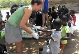 Santé & médecine avec Projects Abroad