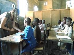 Teach English in Africa