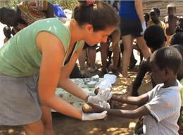 Wolontariaty w Afryce