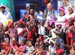 Humanitært arbejde i hele verden