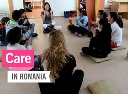 Care in Romania