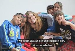 Video Sozialarbeit in Rumänien