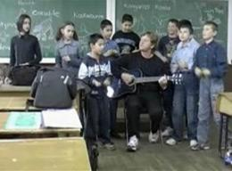 Teaching on a Volunteer Project in Romania