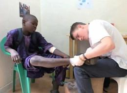 Sociale zorg in Senegal
