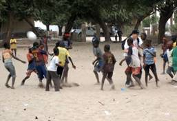 Mission humanitaire au Sénégal