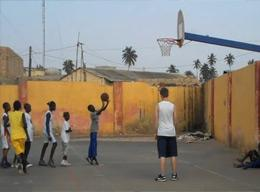 The Sports Project for Volunteers in Senegal