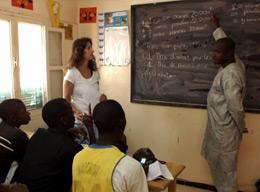 The Microfinance Volunteer Project in Senegal