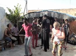 Volunteering on the Music and Culture Project in Senegal