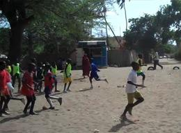 Sport in Senegal