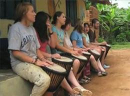 Insegnamento in Senegal