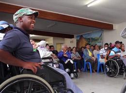 Volunteering on the Care Project in South Africa