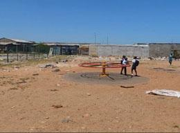 Sociale zorg in Zuid Afrika