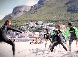 Sport (Surf-Projekt) in Südafrika