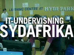 IT-undervisning - Dansk frivillig
