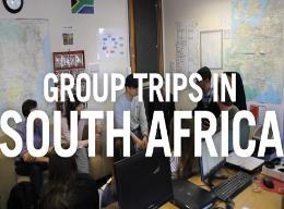 Wolontariat grupowy w RPA