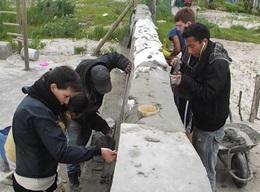 Grupowy wolontariat dla młodzieży: Budownictwo w RPA