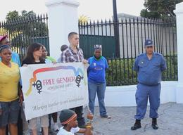 The Human Rights Volunteer Project in South Africa
