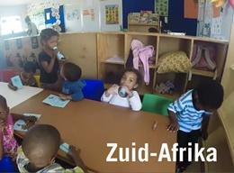 Vrijwilligerswerk in Zuid-Afrika