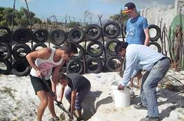 Construction et reconstruction en Afrique du Sud