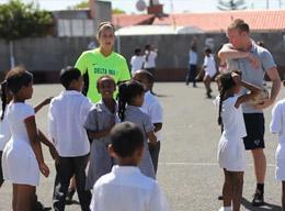 An Overview of the Sports Project in South Africa