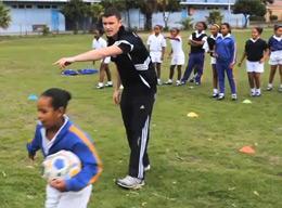 Volontariato Sportivo in Sudafrica