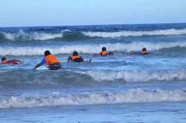Sport - projet surf en Afrique du Sud