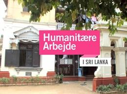 Sri Lanka: Humanitært arbejde