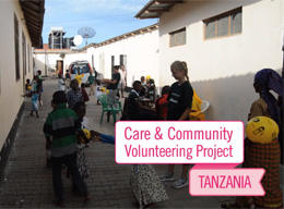 Care & Community Group Trip in Tanzania