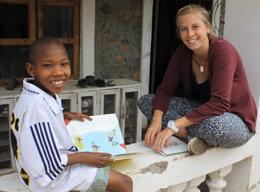 Volunteering on a Care Project in Tanzania