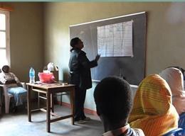 タンザニアでマイクロファイナンスプロジェクト