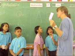 PRO Teaching in Thailand