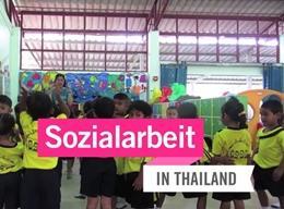 Sozialarbeit in Thailand