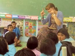 Undervisning Engelska i Thailand