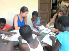 Volunteering on a Care Project in Togo