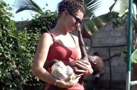 Mission humanitaire aide à l'enfance dans un orphelinat au Togo