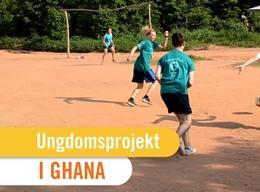 Ungdomsprojekt med humanitært arbejde & lokalsamfund