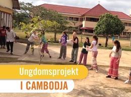 Ungdomsprojekt indenfor humanitært arbejde & lokalsamfund