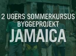 JAMAICA: Ungdomsprojekt - Byggeri