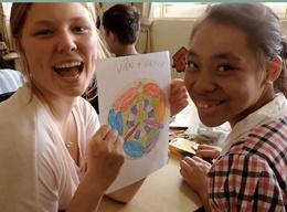 Jongerenreizen Sociaal & Samenlevingsproject