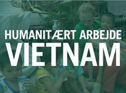 Humanitært arbejde - Dansk frivillig