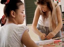High School Special Care & Community in Vietnam