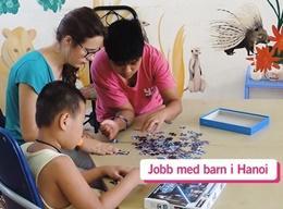 Barn & Ungdom og Lokalsamfunn i Vietnam for frivillige 15-18 år